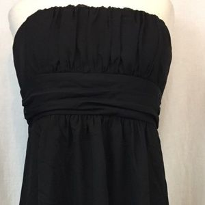 Delia's Sleeveless Short mini Black Dress